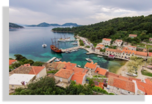 sipan island Dubrovnik sailing