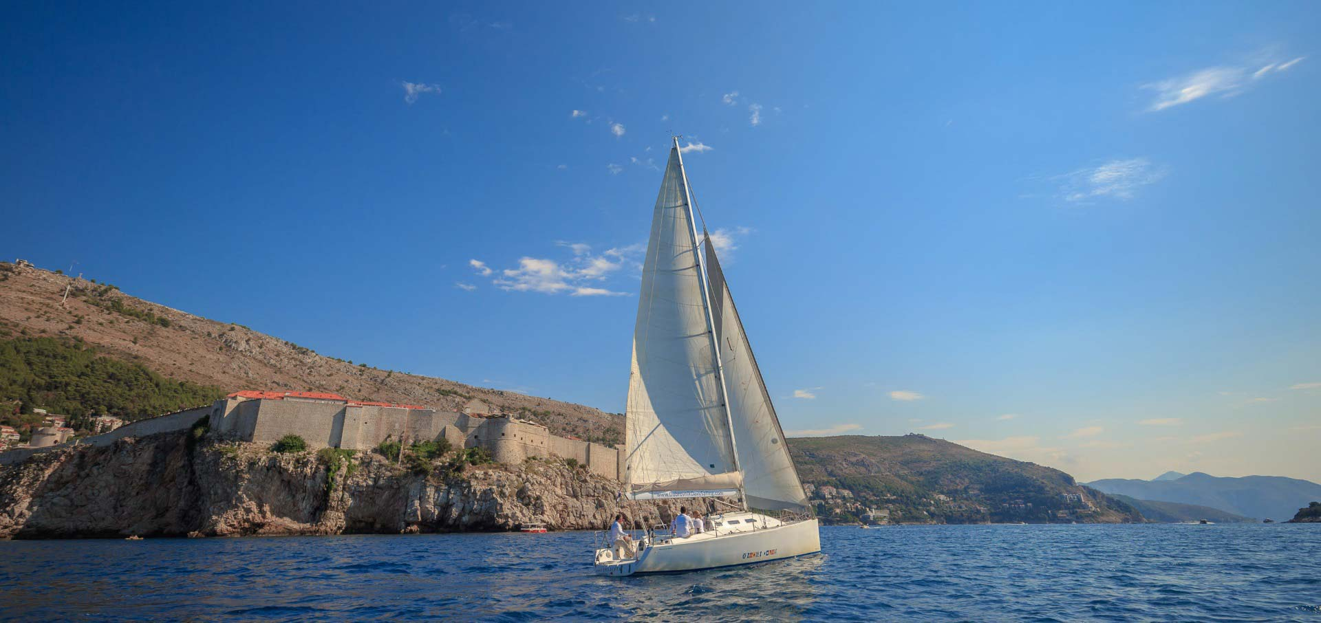 Sightseeing Dubrovnik on sailboat Dubrovnik Daily Sailing
