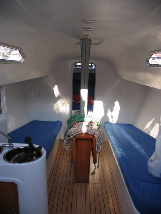Dubrovnik Daily Sailing interior 1